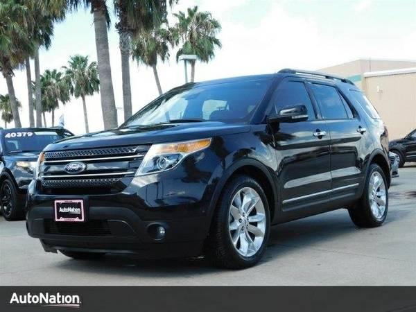 2013 Ford Explorer Limited SKU:DGB26535 Ford Explorer Limited SUV