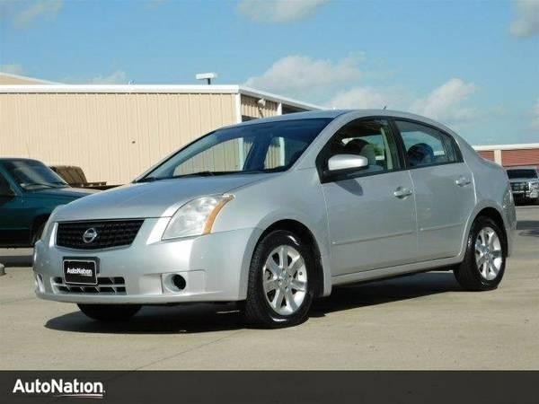 2008 Nissan Sentra 2.0 S SKU:8L688370 Nissan Sentra 2.0 S Sedan