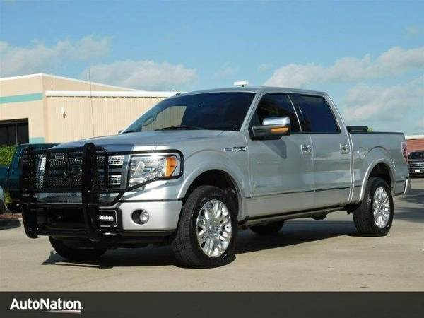 2012 Ford F-150 Platinum SKU:CFB83528 Ford F-150 Platinum SuperCrew Ca