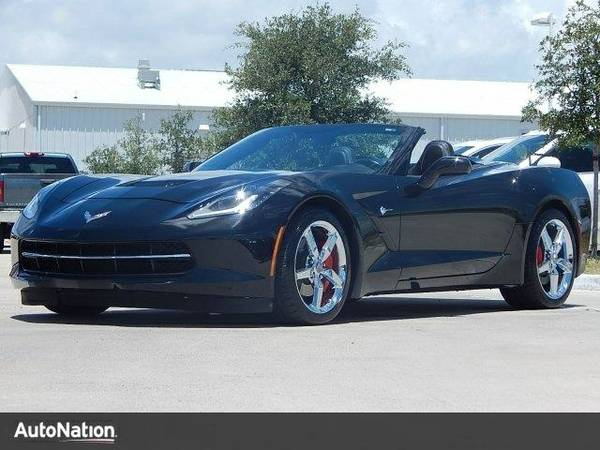 2014 Chevrolet Corvette Stingray 2LT Chevrolet Corvette Stingray 2LT C