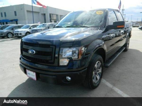 2013 Ford F-150 FX2 Ford F-150 FX2 SuperCrew Cab