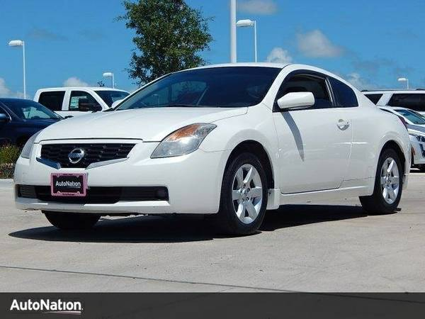 2009 Nissan Altima 2.5 S Nissan Altima 2.5 S Coupe