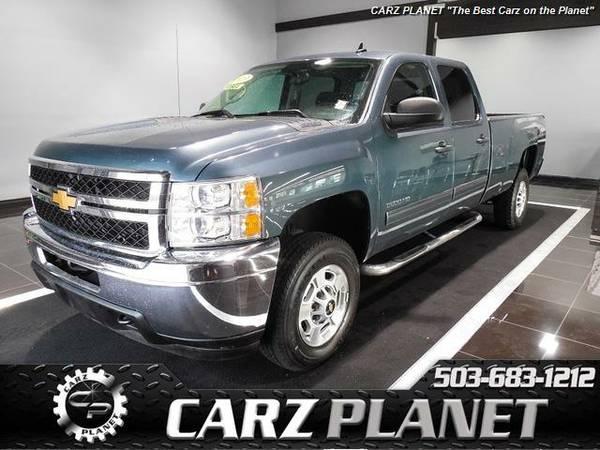█ 2013 Chevrolet Silverado 2500 Diesel truck 4x4 chevrolet 2500