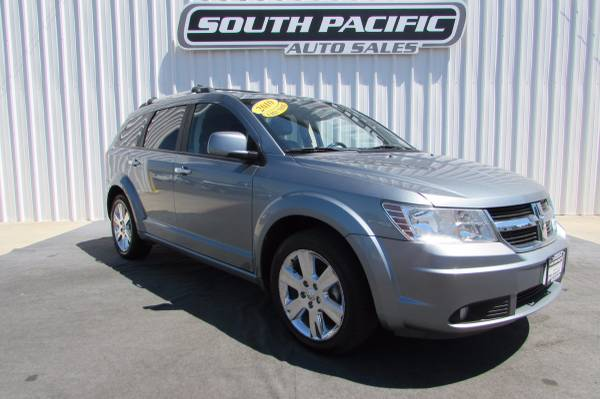 2010 Dodge Journey R/T - AWD - 3rd Row - Leather - WE FINANCE!