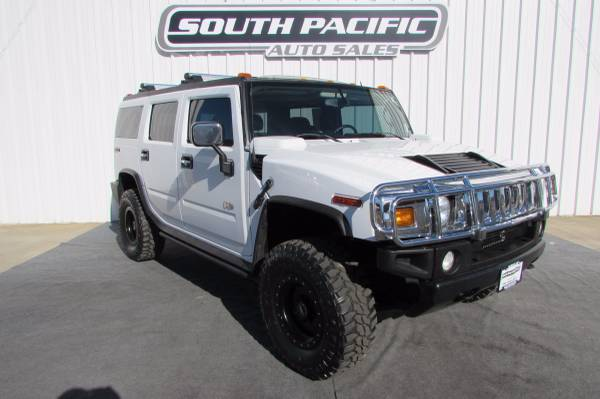 2005 HUMMER H2 - Leather - Nav - Sun Roof - WE FINANCE!