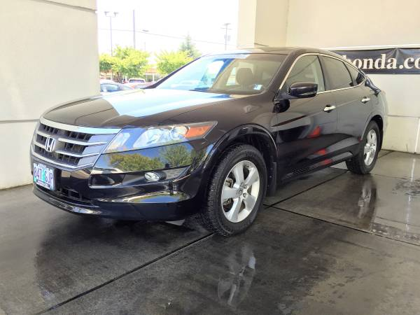 2010 Honda Crosstour EX----LOW MILES---FINANCING AVAILABLE------------