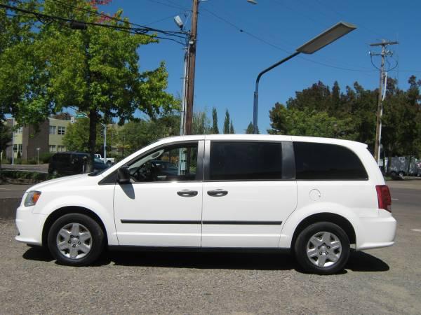 2013 dodge ram c/v (Dodge Cargo Van)
