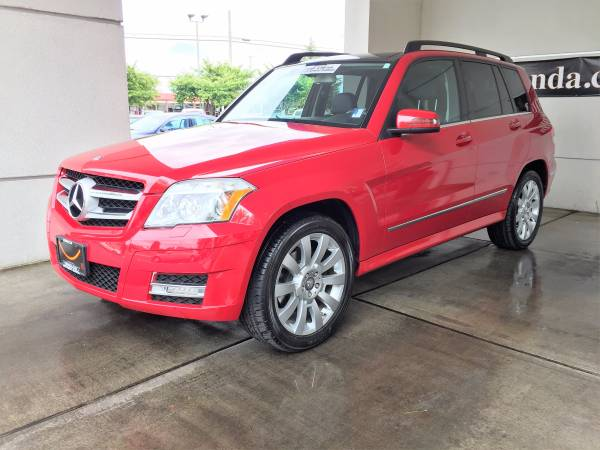 2012 Mercedes Benz GLK 350----LOW MILES---FINANCING AVAILABLE---------