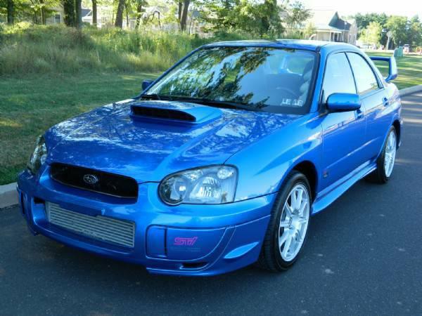 2005 Subaru WRX STI AWD $300 Down! BUY HERE PAY HERE Job is CREDIT!