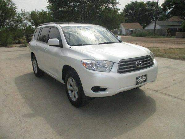 2010 *Toyota* *Highlander* 4WD 4dr V6 Base (Natl) - CALL/TEXT TODAY!