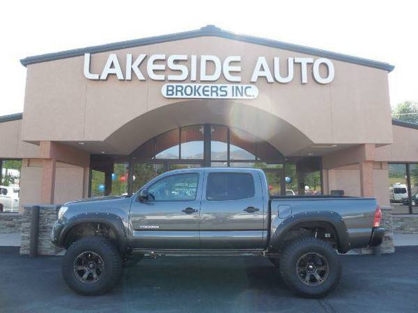 2013 Toyota Tacoma Double Cab(LIFTED! call TY