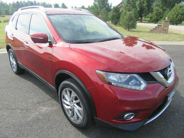 2014 *Nissan* *Rogue* AWD 4dr SL - CALL/TEXT TODAY!