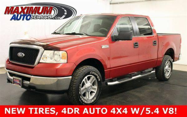 2008 *Ford* *F-150* *F 150* *F150* XLT