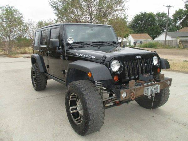 2008 *Jeep* *Wrangler* 4WD 4dr Unlimited Rubicon - CALL/TEXT TODAY!