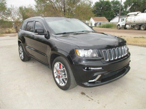 2012 *Jeep* *Grand* *Cherokee* 4WD 4dr SRT8 - CALL/TEXT TODAY!