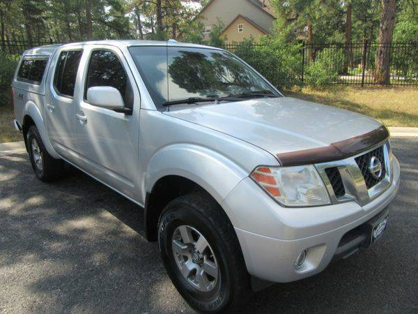 2009 *Nissan* *Frontier* 4WD Crew Cab SWB Auto SE - CALL/TEXT TODAY!