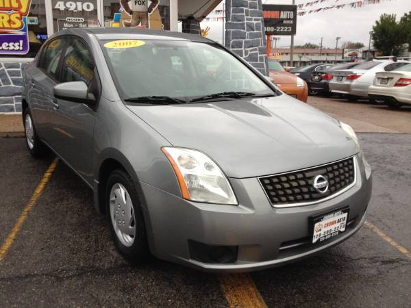 2007 Nissan Sentra In Excellent Condition Clean Carfax
