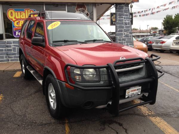 2003 Nissan Xterra AWD 116K Transmission replaced @108K