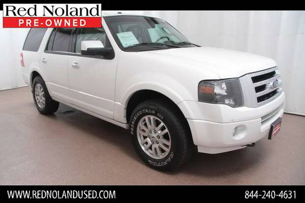 2012 Ford Expedition - Call