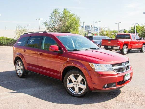 2010 Dodge Journey AWD 4dr SXT Sport Utility
