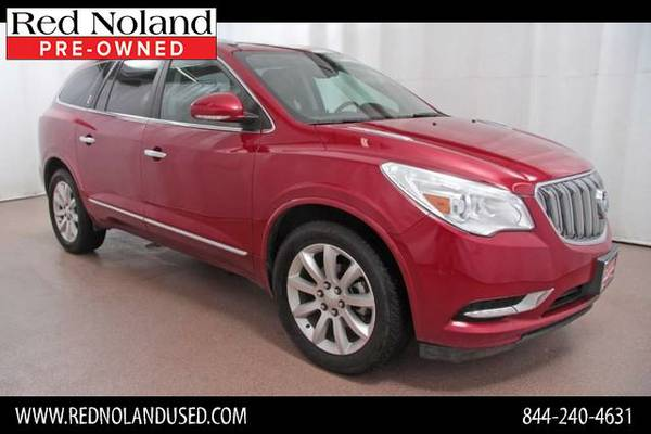2013 Buick Enclave - Call
