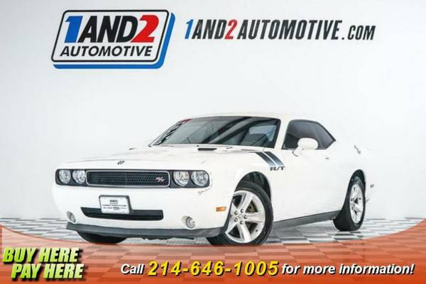 2009 Dodge Challenger **Powerful HEMI Engine**Leather Seats**Automa...