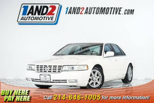 2003 Cadillac Seville **LEATHER**CLIMATE CONTROL**HEATED FRONT SEAT...