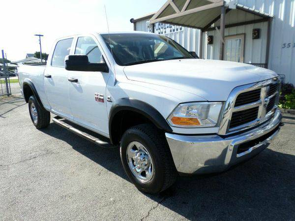 2011 *DODGE* *3500* *CREW* ST PWR PK Financing and Warranty...