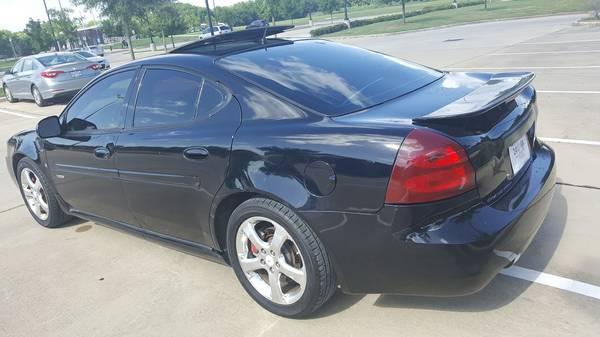 2007 Pontiac Grand Prix GXP 5.3L V8
