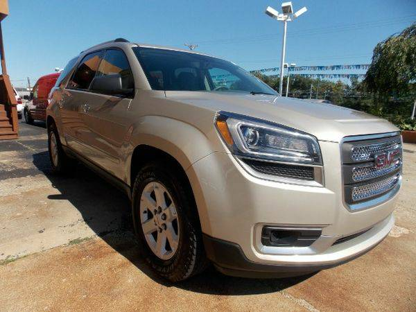 2013 *GMC* *Acadia* SLE-2 FWD - GET APPROVED TODAY!