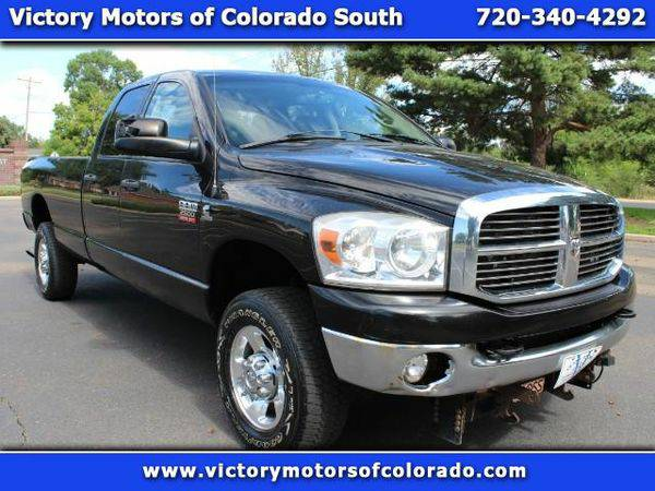 2008 *Dodge* *Ram* *2500* SLT Long Bed 4WD - Over 300 Vehicles to...