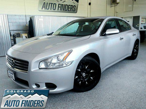 2009 *Nissan* *Maxima* S - Call or TEXT! Financing Available!