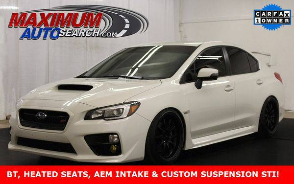 2016 *Subaru* *WRX* STi - Call or TEXT! Financing Available!
