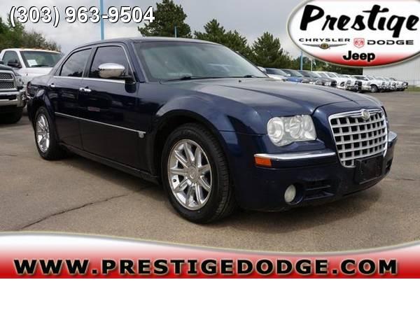 2005 Chrysler 300 300C