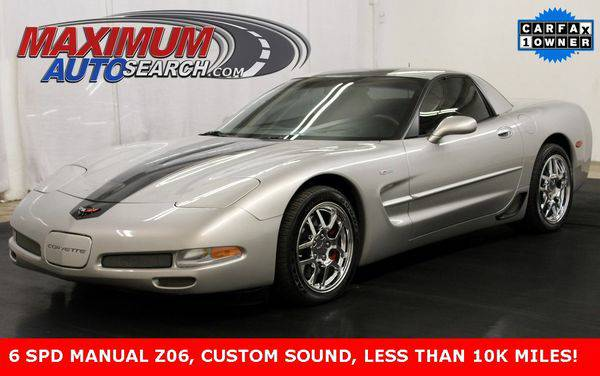 2004 *Chevrolet* *Corvette* Z06 - Call or TEXT! Financing Available!