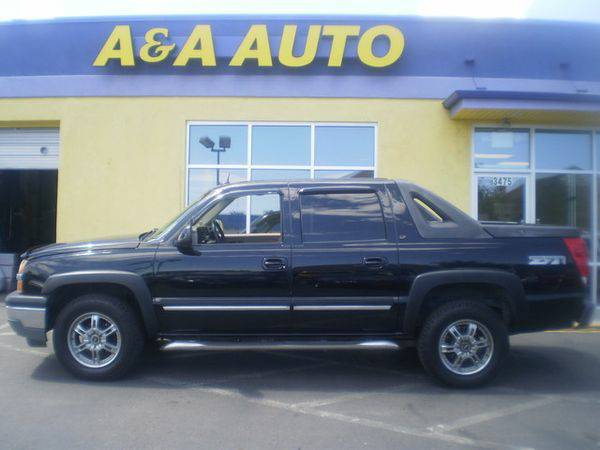 2005 *Chevrolet* *Avalanche* Z71 -GET PRE-APPROVED INSTANTLY!