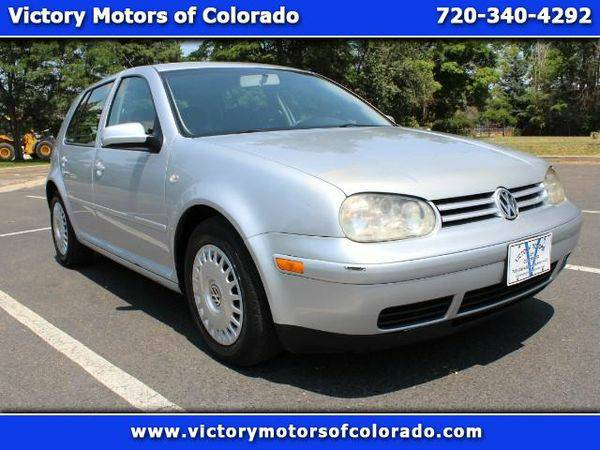 2002 *Volkswagen* *Golf* GLS TDI - Over 450 Vehicles to Choose From!