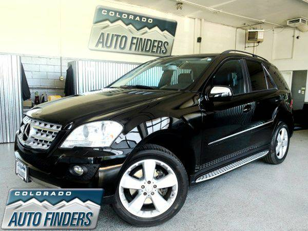 2009 *Mercedes-Benz* *M-Class* ML350 4MATIC - Call or TEXT! Financing