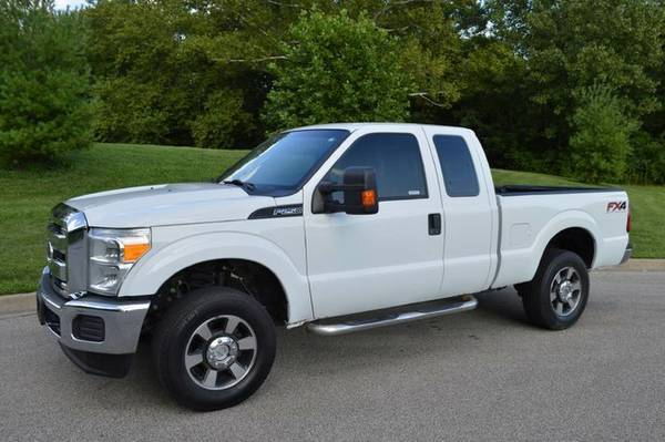 2012 Ford Super Duty F-250 XL Diesel 4x4