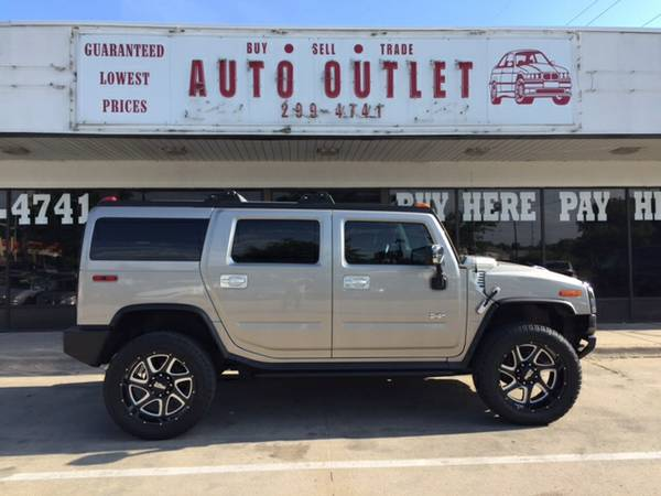 Hummer H2 PROCHARGED/ LOW MILES