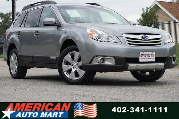2010 SUBARU OUTBACK 2.5I PREMIUM AWD**LOCAL TRADE**ONLY 83K**HTD SEATS