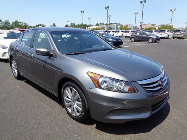 2011 Honda Accord 4 Dr Sedan EX-L