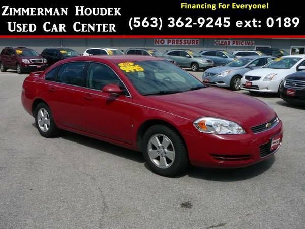 2008 *Chevrolet Impala* LT - GOOD OR BAD CREDIT!