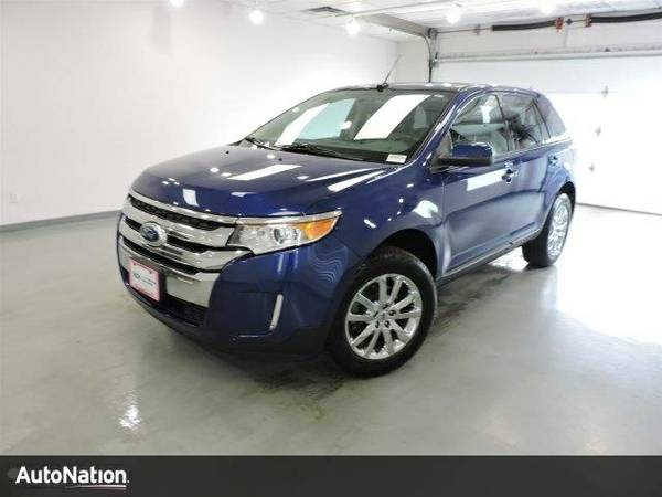 2014 Ford Edge SEL SKU:EBA00862 SUV