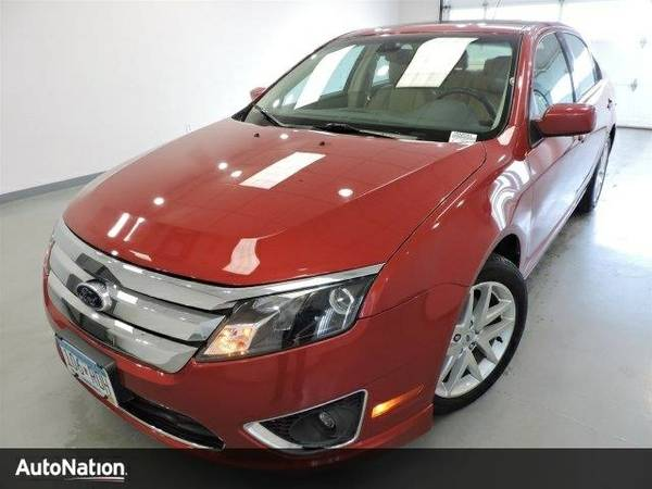 2012 Ford Fusion SEL SKU:CR425361 Sedan