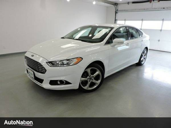 2013 Ford Fusion SE SKU:DR369208 Sedan