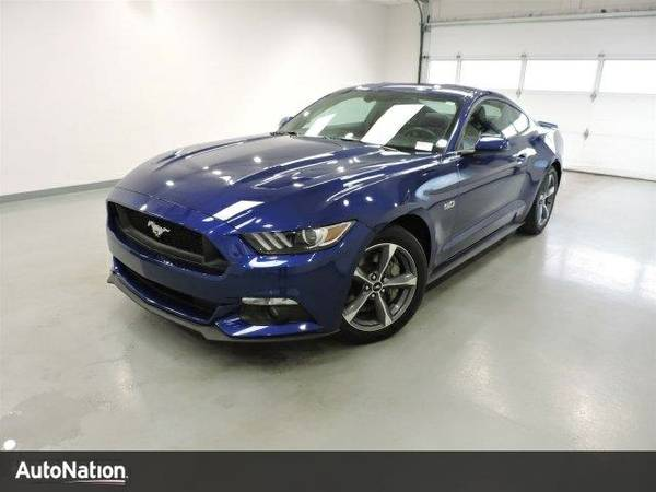2015 Ford Mustang GT SKU:F5303584 Coupe