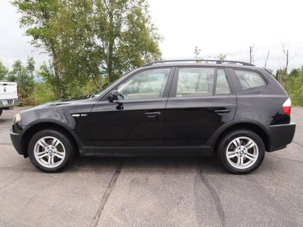 2005 BMW X3 3.0Si XDRIVE AWD SPORT SUV LOW 85K MILES! EXTRA CLEAN!