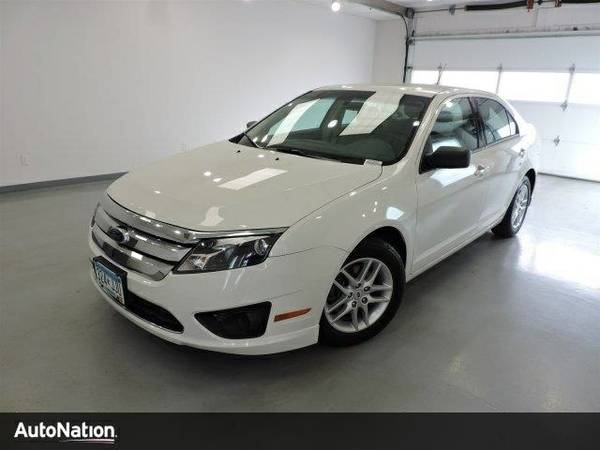 2012 Ford Fusion S SKU:CR273000 Sedan