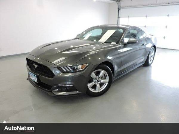 2015 Ford Mustang EcoBoost SKU:F5350672 Coupe